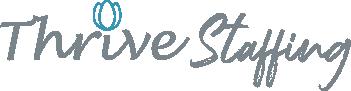 Thrive Staffing Logo