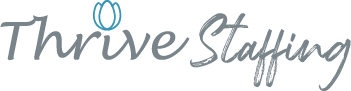 Thrive Staffing Logo